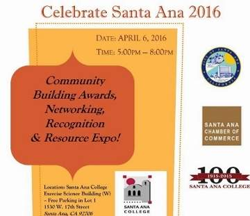 Celebrate Santa Ana