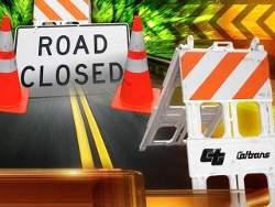 Santa Ana Road Closures