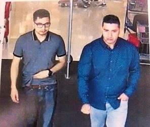 Tustin Wallet Thieves