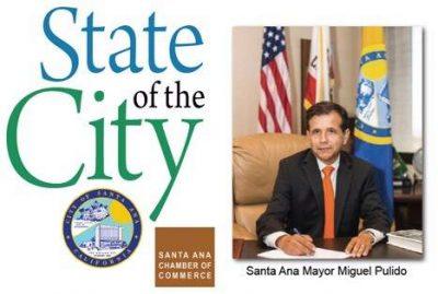 Santa Ana 2016 State of the City Address
