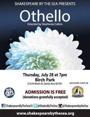 Othello in Santa Ana