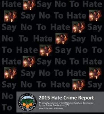 2015 OC Hate Crime Report
