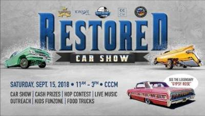 New Santa Ana Restored Car Show Set For Sep 15 In Santa Ana
